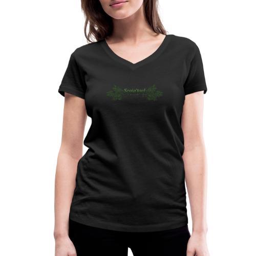 scoia tael - Women's Organic V-Neck T-Shirt by Stanley & Stella