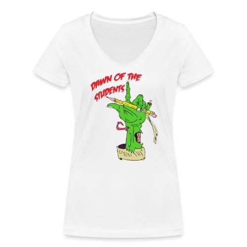 DawnOfTheStudents - Frauen Bio-T-Shirt mit V-Ausschnitt von Stanley & Stella