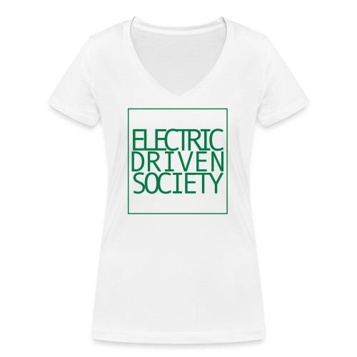 ED simple driven - Frauen Bio-T-Shirt mit V-Ausschnitt von Stanley & Stella