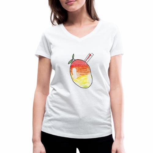 Brewski Mangofeber ™ - Women's Organic V-Neck T-Shirt by Stanley & Stella