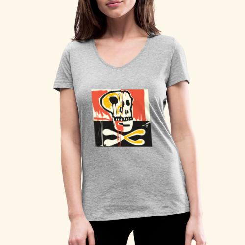 Memento - T-shirt bio col V Stanley & Stella Femme