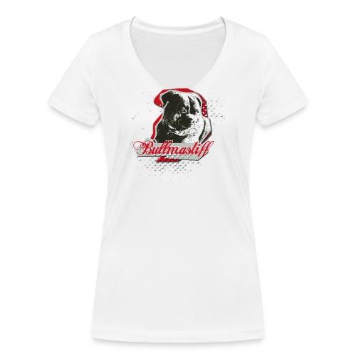 gr05 - Frauen Bio-T-Shirt mit V-Ausschnitt von Stanley & Stella