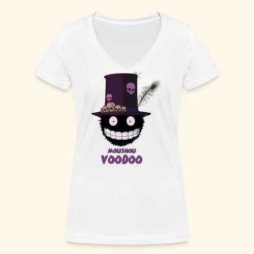 voodoo - T-shirt bio col V Stanley & Stella Femme