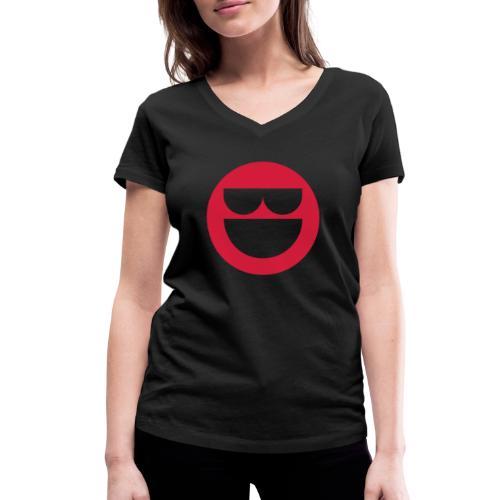 Buro Rabatt - Frauen Bio-T-Shirt mit V-Ausschnitt von Stanley & Stella