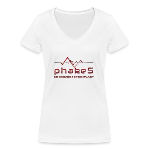 transparent - Ekologisk T-shirt med V-ringning dam från Stanley & Stella