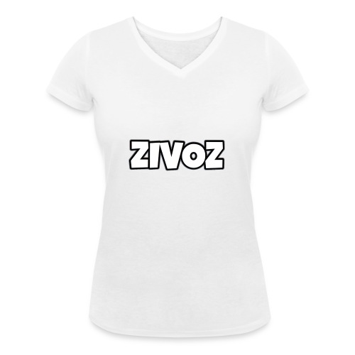 ZIVOZMERCH - Women's Organic V-Neck T-Shirt by Stanley & Stella