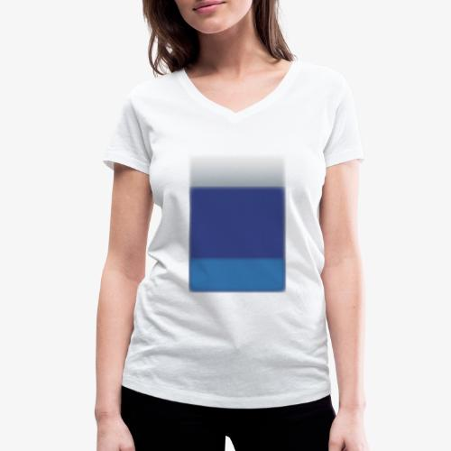 Background @BGgraphic - T-shirt ecologica da donna con scollo a V di Stanley & Stella