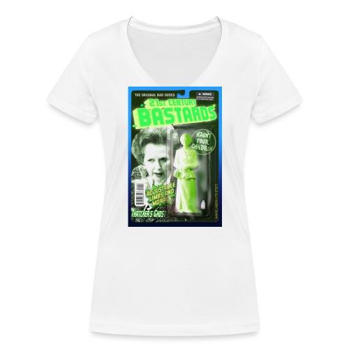 MT1large jpg - Women's Organic V-Neck T-Shirt by Stanley & Stella