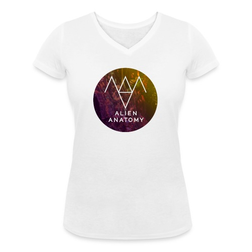 unbenannt2 - Frauen Bio-T-Shirt mit V-Ausschnitt von Stanley & Stella