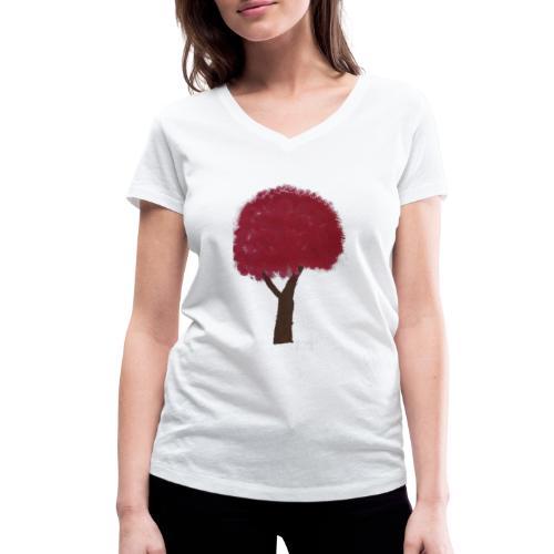 DSC04403 - Ekologisk T-shirt med V-ringning dam från Stanley & Stella