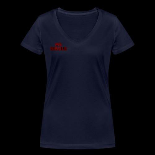 SOFT 3D 111 png - T-shirt bio col V Stanley & Stella Femme