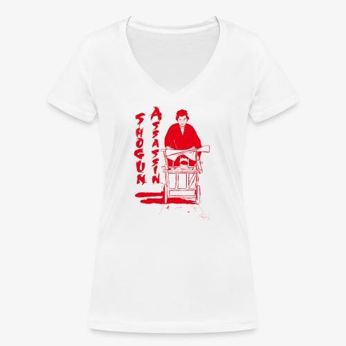 BabyCart (Shogun Assassin) by EglanS. - T-shirt bio col V Stanley & Stella Femme