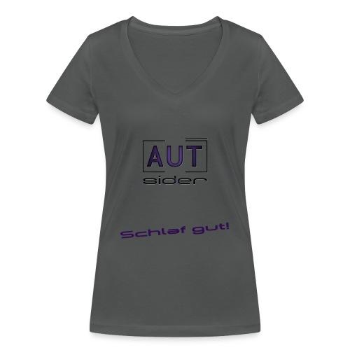 Avatarp png - Frauen Bio-T-Shirt mit V-Ausschnitt von Stanley & Stella