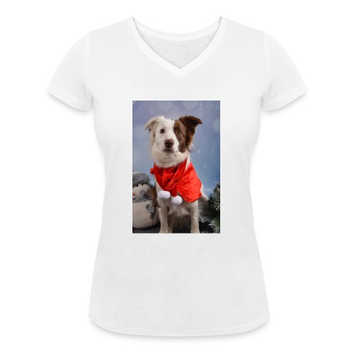 DSC_2058-jpg - Vrouwen bio T-shirt met V-hals van Stanley & Stella