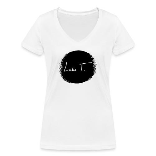 Logo Labo T. - T-shirt bio col V Stanley & Stella Femme