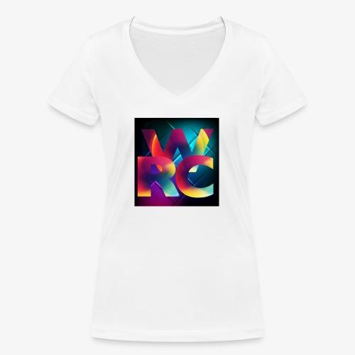 WeaRCore - T-shirt bio col V Stanley & Stella Femme