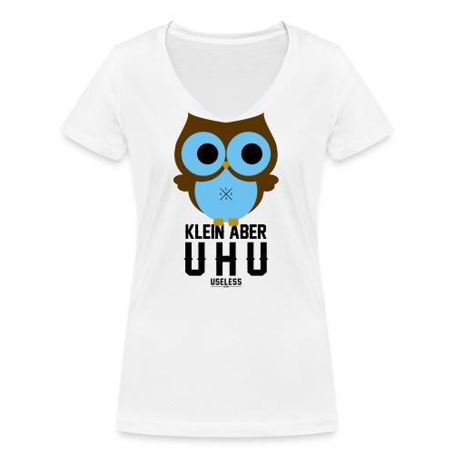 Shirt KleinUhu png - Frauen Bio-T-Shirt mit V-Ausschnitt von Stanley & Stella