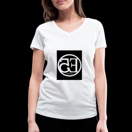 Egon2 - Ekologisk T-shirt med V-ringning dam från Stanley & Stella