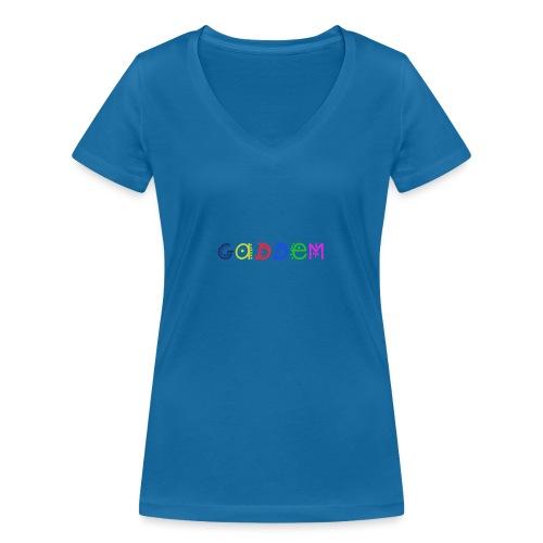 Gaddem - T-shirt bio col V Stanley & Stella Femme