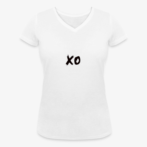 XO. - Women's Organic V-Neck T-Shirt by Stanley & Stella