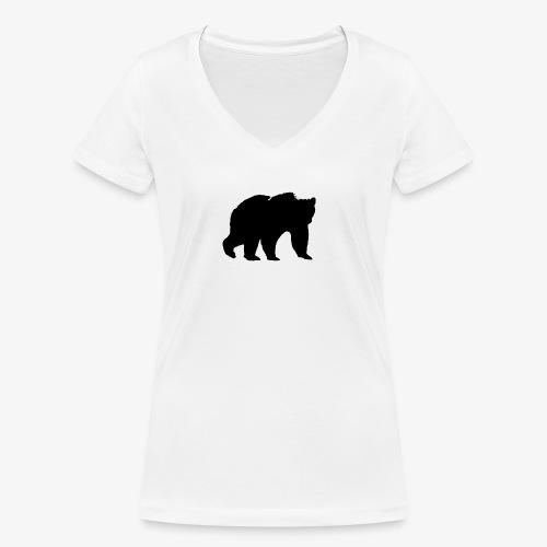 alouci - Ekologisk T-shirt med V-ringning dam från Stanley & Stella