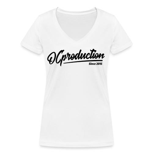 Original Style White - T-shirt bio col V Stanley & Stella Femme
