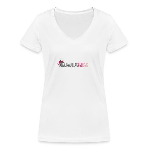 sudadera unisex gris - Camiseta ecológica mujer con cuello de pico de Stanley & Stella