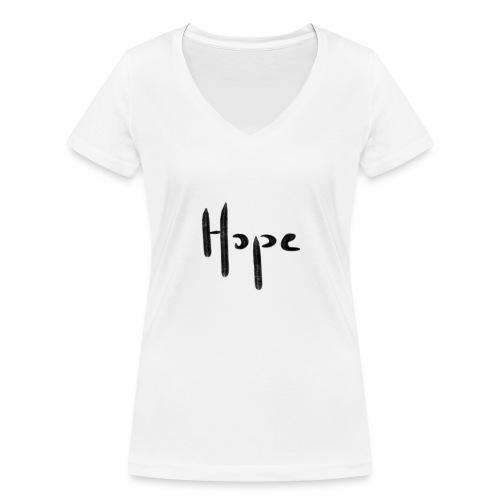 Hope - T-shirt bio col V Stanley & Stella Femme
