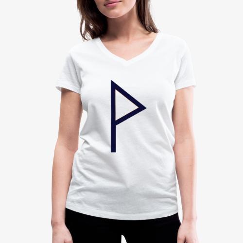 Rune Wunjo - Frauen Bio-T-Shirt mit V-Ausschnitt von Stanley & Stella