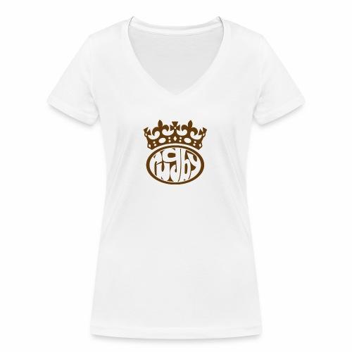 RTS2 png - T-shirt ecologica da donna con scollo a V di Stanley & Stella