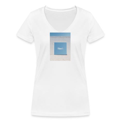 Palmer's Window - Camiseta ecológica mujer con cuello de pico de Stanley & Stella