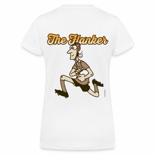 Flanker_Marplo_mug.png - T-shirt ecologica da donna con scollo a V di Stanley & Stella