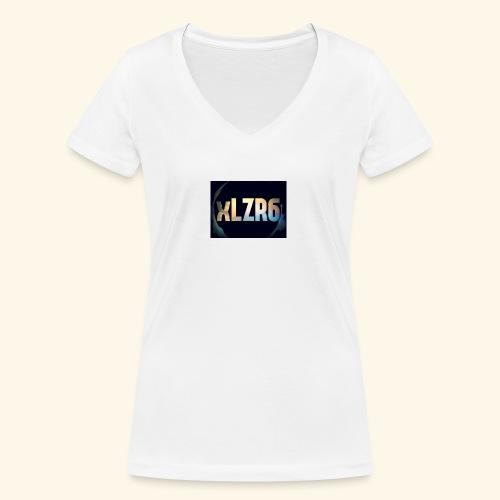 received 2208444939380638 - T-shirt bio col V Stanley & Stella Femme