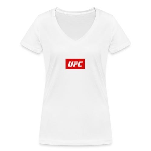 Screenshot 20190101 071654 2 - T-shirt bio col V Stanley & Stella Femme