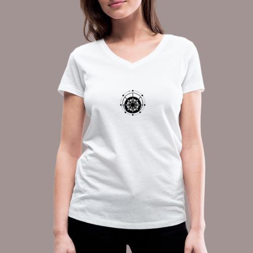 Etoile - T-shirt bio col V Stanley & Stella Femme