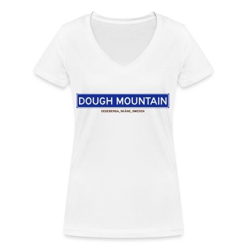 Degeberga, Badly Translated - Ekologisk T-shirt med V-ringning dam från Stanley & Stella