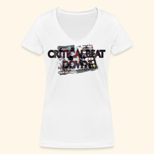 Critical - T-shirt bio col V Stanley & Stella Femme