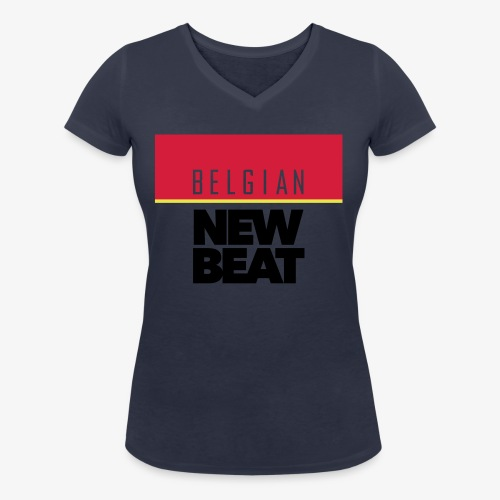 BNB SQ - Vrouwen bio T-shirt met V-hals van Stanley & Stella