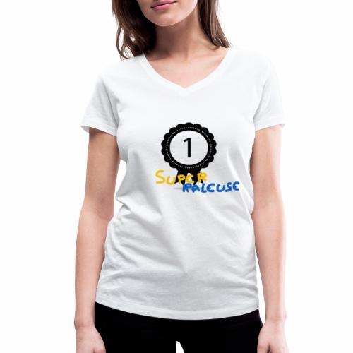 super râleuse - T-shirt bio col V Stanley & Stella Femme