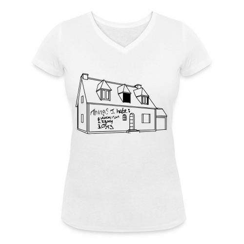 irony - Frauen Bio-T-Shirt mit V-Ausschnitt von Stanley & Stella
