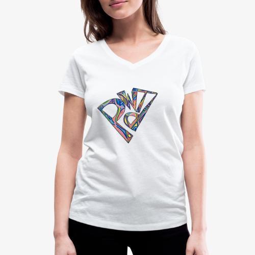 PDWT - T-shirt bio col V Stanley & Stella Femme