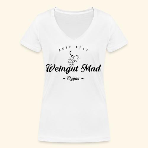 seit 1786 - Frauen Bio-T-Shirt mit V-Ausschnitt von Stanley & Stella