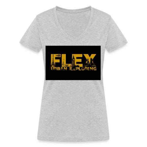FlexUrban - Women's Organic V-Neck T-Shirt by Stanley & Stella