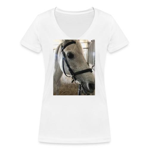 9AF36D46 95C1 4E6C 8DAC 5943A5A0879D - Økologisk T-skjorte med V-hals for kvinner fra Stanley & Stella