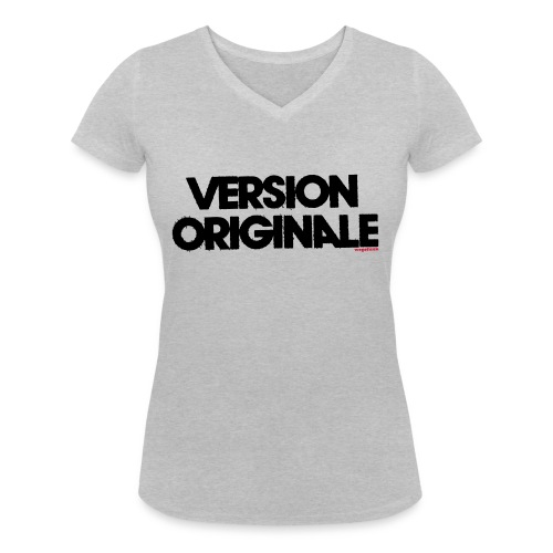 Version Original - T-shirt bio col V Stanley & Stella Femme