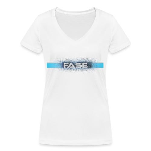FASE - Women's Organic V-Neck T-Shirt by Stanley & Stella