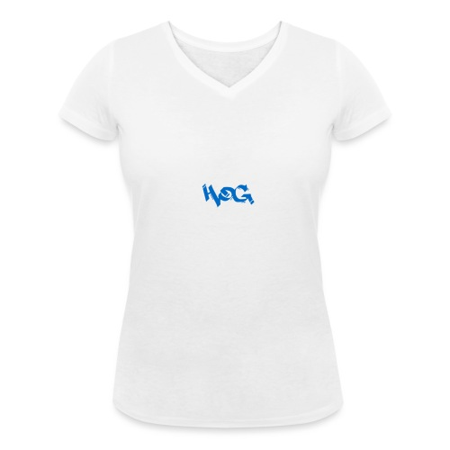 hog - Camiseta ecológica mujer con cuello de pico de Stanley & Stella