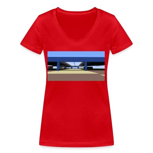 2017 04 05 19 06 09 - T-shirt bio col V Stanley & Stella Femme