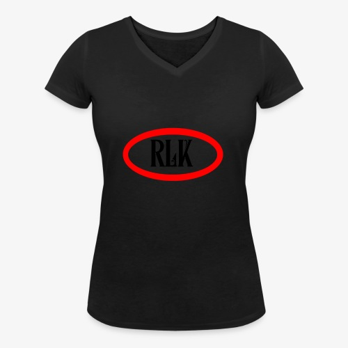 RLK collection 2018 - T-shirt bio col V Stanley & Stella Femme