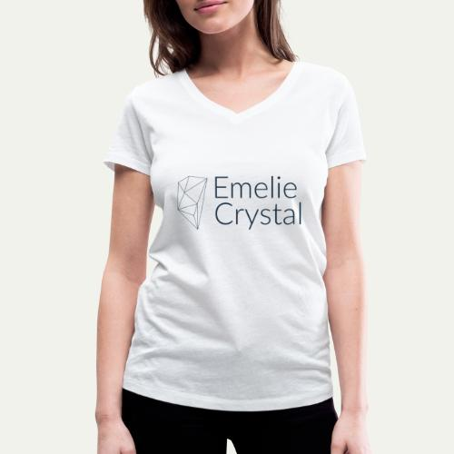 logo transparent background - Women's Organic V-Neck T-Shirt by Stanley & Stella